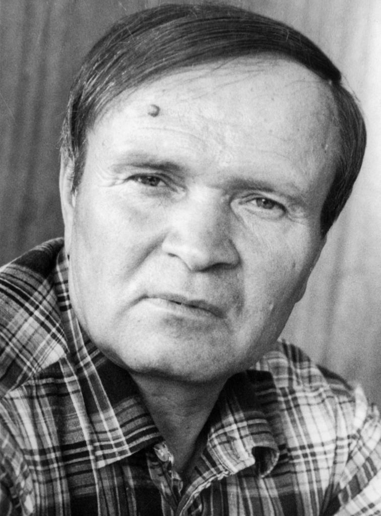 Бывший начальник 1978-1986-Хочев А.Ф.