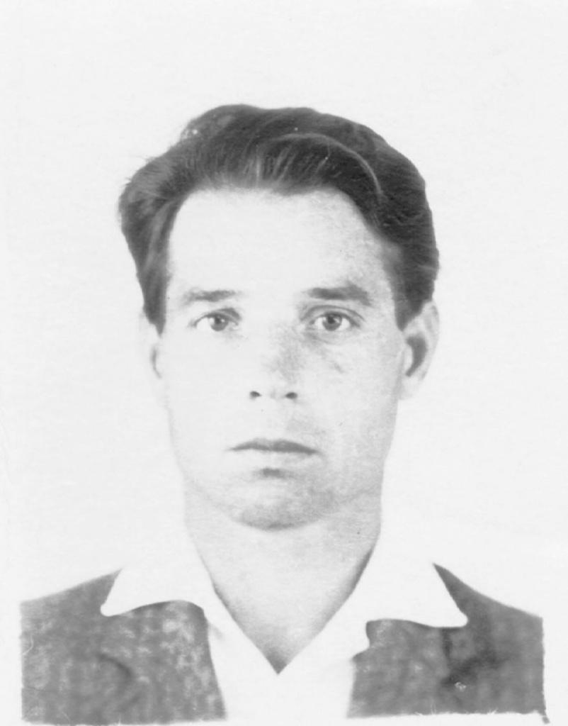 А.Н. Журавлев, Жуковка 1969 г.